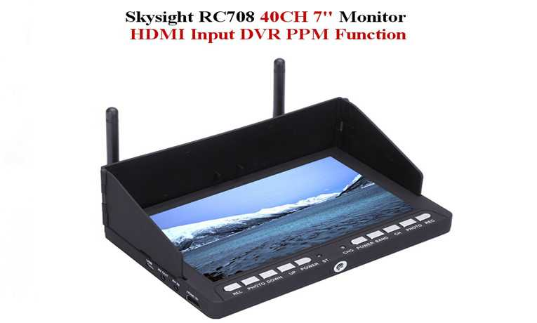 Skysight RC708