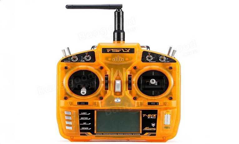 FsFly T-SIX Transmitter