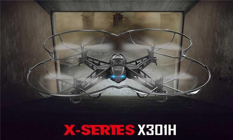 MJX X301H