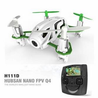 Hubsan H111D Nano Q4 5.8G FPV Altitude Hold Mode Drone