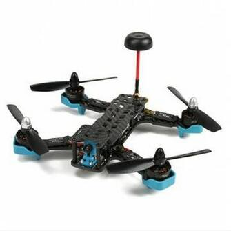 Diatone Tyrant 215 215mm 5.8G FPV Racing Drone PNF