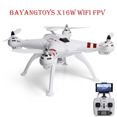 BAYANGTOYS X16W WiFi FPV RC Quadcopter