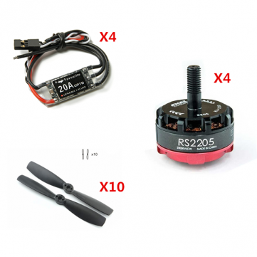 Emax RS2205-2300KV CW CCW Brushless Motor