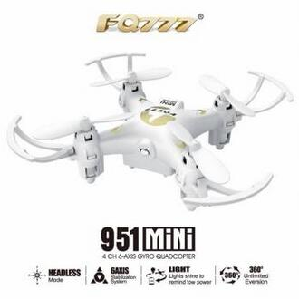 FQ777 951 MINI Headless Mode RC Drone