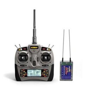 Dynam Detrum GAVIN-6C Transmitter With RXC7 Receiver