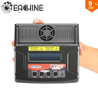 Eachine WT50 6A 50W AC/DC Balance Charger