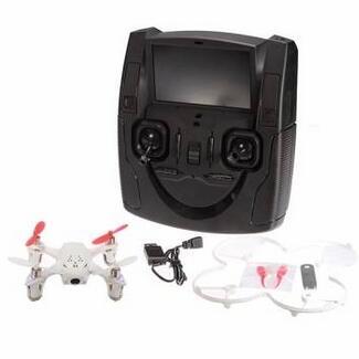 Hubsan H107D X4 FPV Quadcopter VS Estes Protox FPV