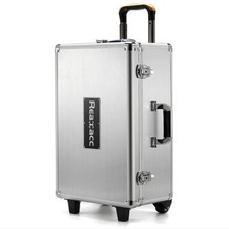 Realacc All Aluminum Trolley Case For DJI Phantom 4