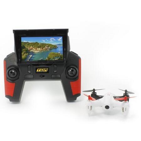 TDR Robin Quadcopter