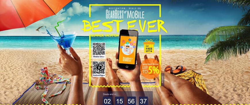 GearBest - Mobile Deals