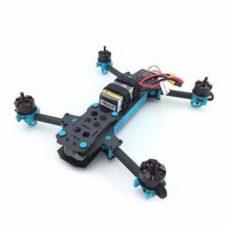 Mana 295 Foldable Racing Drone PNP with 800TVL Camera
