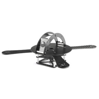 Realacc AT250 Carbon Fiber Racing 250mm Rounded Frame Kit
