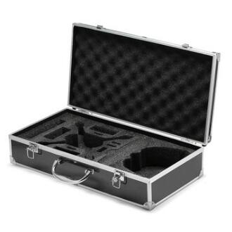 Realacc Aluminum Suitcase Carrying Case