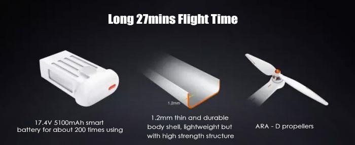 long 27mins flight time - 47% OFF Buy XIAOMI Mi Drone 1080P WIFI FPV Quadcopter