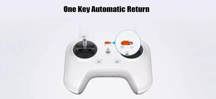 one key autromatic return - 47% OFF Buy XIAOMI Mi Drone 1080P WIFI FPV Quadcopter