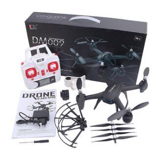 Upgrade DM009HW WIFI FPV Quadcopter With 2MP HD Camera RTF