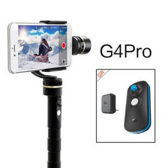 Feiyu Tech G4 Pro 3 Axis Handheld Steady Smartphone Gimbal