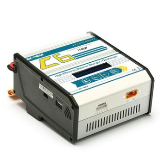EV-PEAK C6XR 1140W Lipo Balance Charger for RC Model
