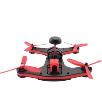 Shuriken 250 FPV Racing Drone with PDB 5.8G 40CH Switchable 700TVL Camera