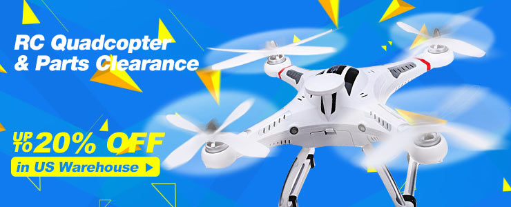 clearance drone - Collection RC Quadcopter Clearance in US - 20%OFF