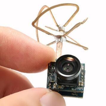 Super Mini Light AIO FPV VTX Camera for QX90 QX95