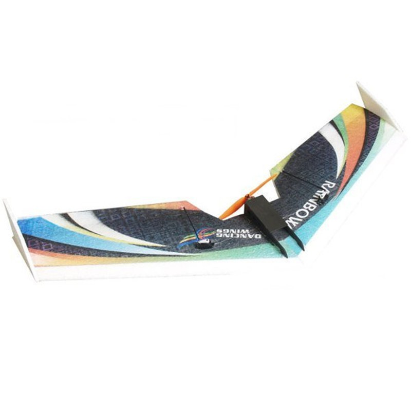 DW HOBBY Rainbow Flying Wing