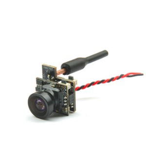 Eachine Fatbee FB90 Micro Racing Quadcopter AIO FPV VTX Camera