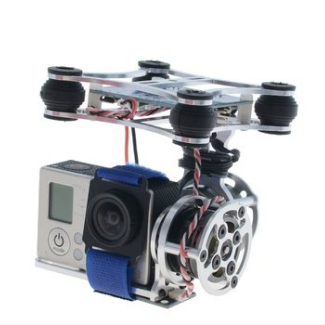 Light 2 Axis Brushless Gimbal