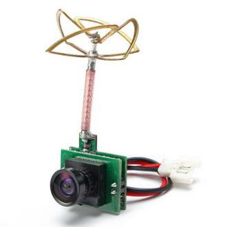 Realacc TX48 AIO 1/4 CMOS 1000TVL 48CH Micro FPV Camera