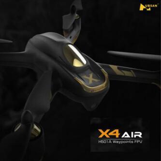 Hubsan X4 AIR H501A WIFI FPV Brushless Qaudcopter
