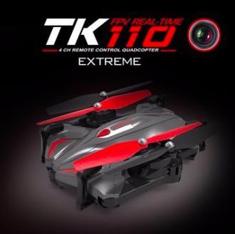 Skytech TK110HW 2.4GHz 6 Axis Gyro WIFI FPV Quadcopter