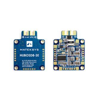 Matek Systems HUBOSD8-SE