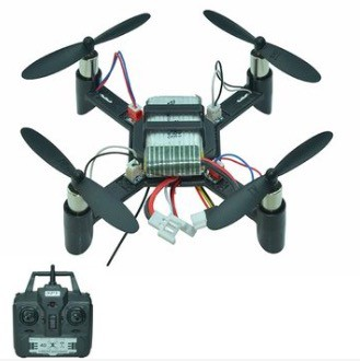 DM002 Mini DIY RC Quadcopter RTF