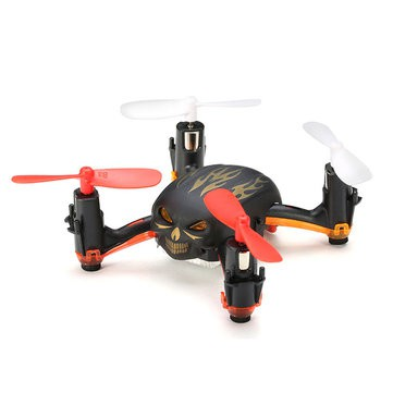 Global Drone GW008 Mini Skull 3D Rolling RC Quadcopter