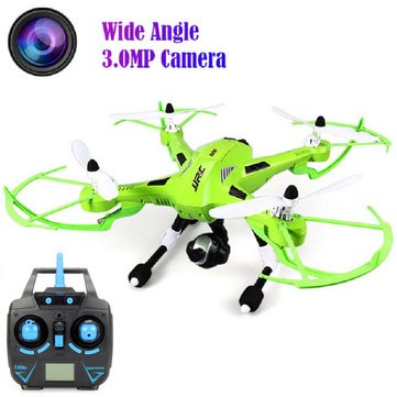 JJRC H26D RC Quadcopter With 3.0MP Wide Angle HD Camera 2-Axis Gimbal