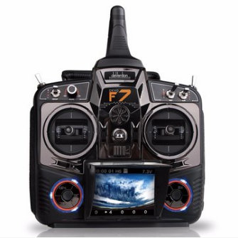 Walkera Devo F7 7 Channel FPV Camera Transmitter
