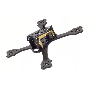 Awesome F200 200mm 4mm Arm Carbon Fiber FPV Racing X Frame