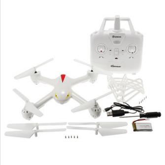 Eachine E708 Headless Mode LED RC Quadcopter RTF