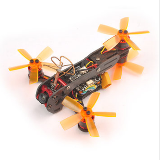 Realacc Scops 100 Micro Y4 FPV Racing Drone BNF