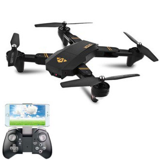 Visuo Xs809w Wifi Fpv Arm Rc Quadcopter Rtf Rcdronesky