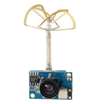 JJA TCYH42 5.8GHz 48CH 25mW/200mW 1200TVL 1/4 CMOS Camera