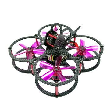 SPC 80A 80mm 5.8G 48CH 25mW 600TVL VTX FPV Racing Drone