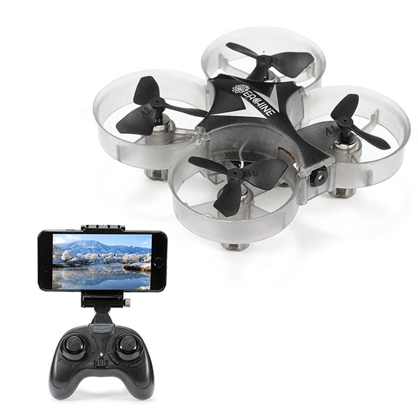 Eachine E012HW Mini WIFI FPV Quadcopter RTF