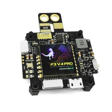 F3 V4 Flight Control Board AIO With Switchable Transmitter