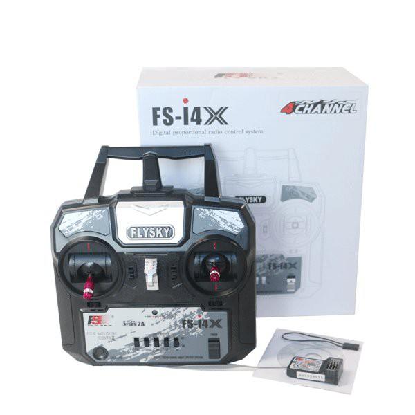Flysky FS-i4X 4CH AFHDS Remote Control Transmitter