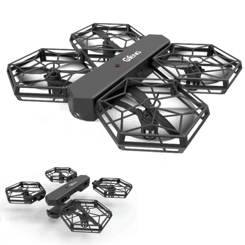 GTENG WINNER T908W DIY Assembly Blocks FPV Quadcopter