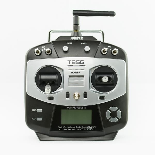 Jumper T8SG Multi-Protocol 2.4G 10CH RC Transmitter