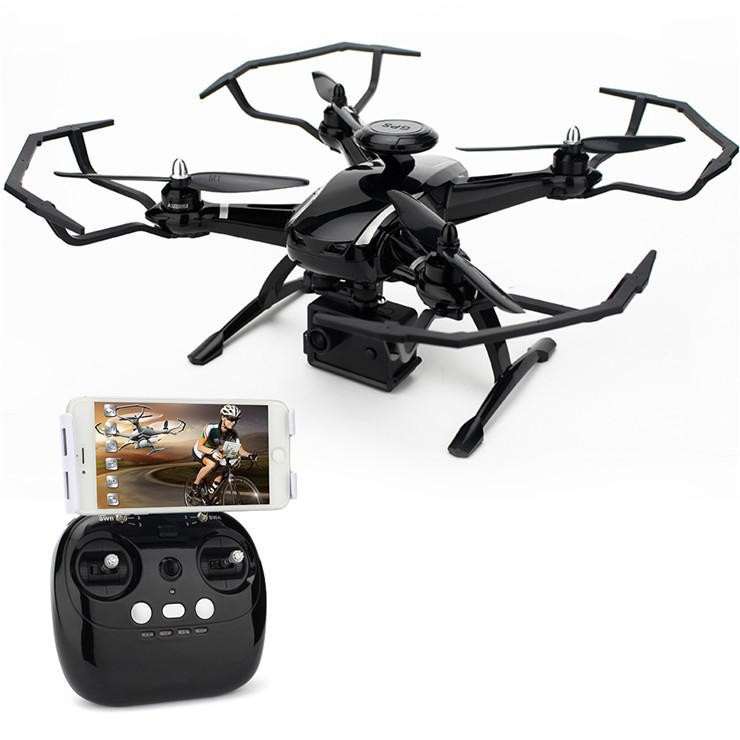 AOSENMA CG035 Double GPS Optical Positioning WIFI FPV Quadcopter