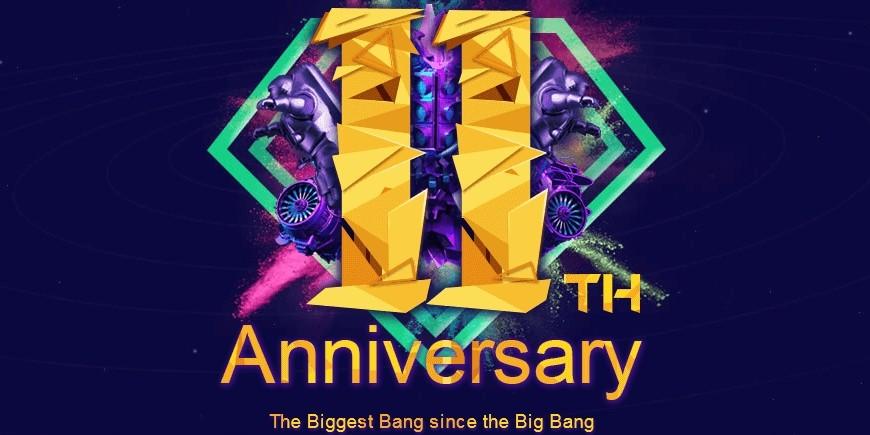 Banggood's 11th Anniversary