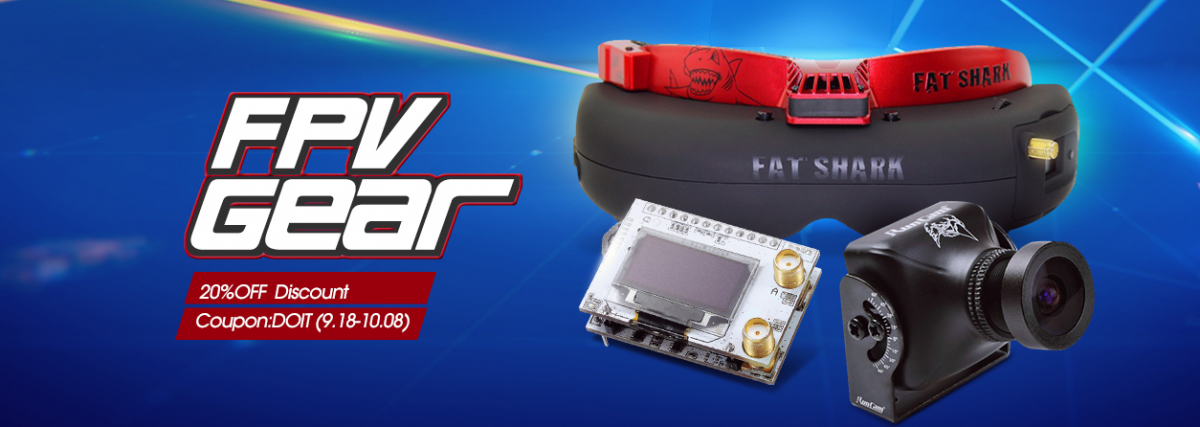 FPV Gear discount
